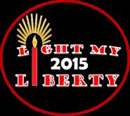 liberty, sc ornament